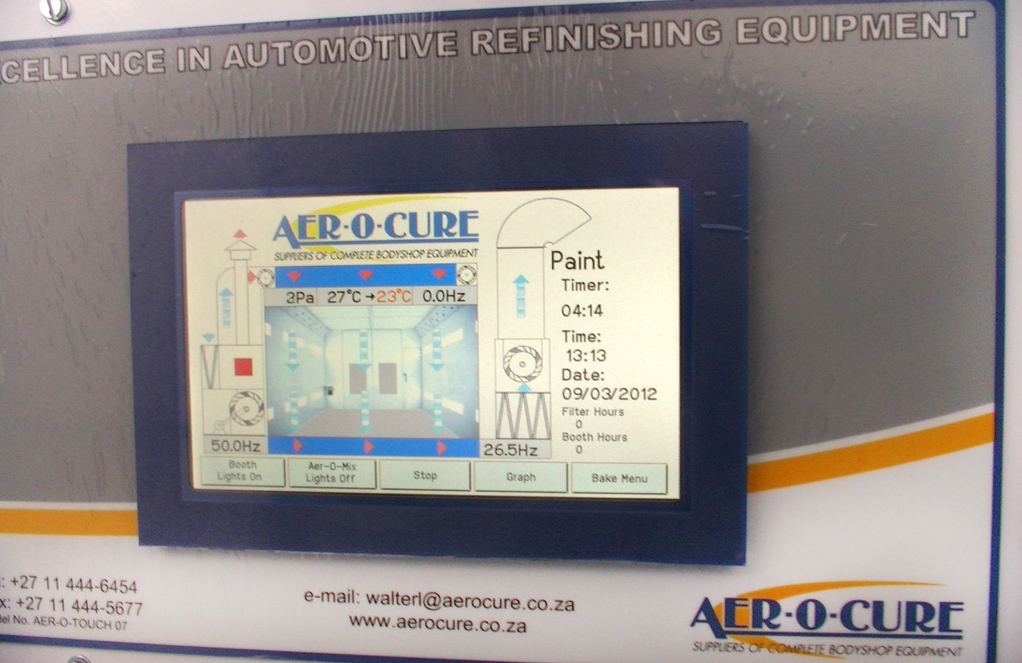 Microprocessor controlled system, fully customizable if required, energy efficient.