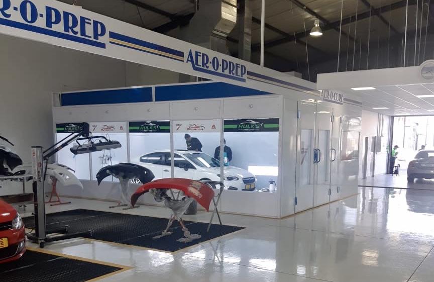 Aer-o-cure AC75-2800, Glass Side Windows